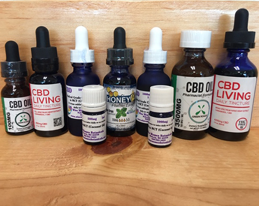 CBD Products by Hemp and Herbs