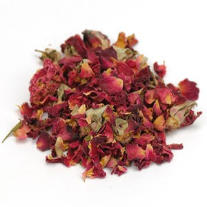Red Rose Buds & Petals | Hemp and Herbs | Temple, Texas