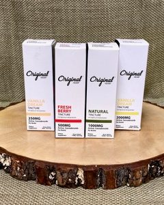 Broad Spectrum CBD Oil by Hemp & Herbs | Temple Texas