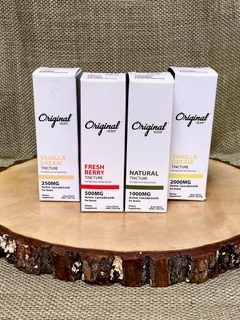 Broad Spectrum CBD Oil by Hemp & Herbs | Temple Texas