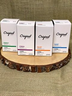 Original Hemp Full Spectrum RELIEF Capsules | Hemp & Herbs | Temple, Texas