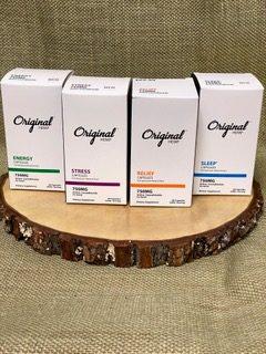 Original Hemp Full Spectrum RELIEF Capsules | Hemp & Herbs | Temple, Texas