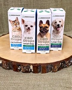 Medium Dog CBD | Hemp and Herbs | Temple, Texas