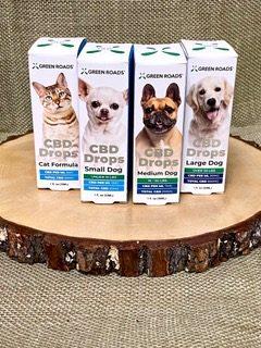 Medium Dog CBD | Hemp and Herbs | Temple, Texas