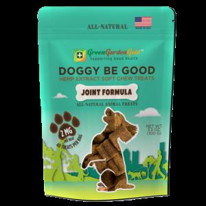 Doggy Be Good™ CBD Soft Chew Treats: Joint Formula