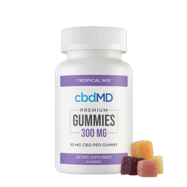cbdMD Gummies | Hemp & Herbs | Temple Texas