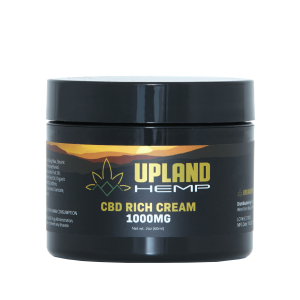 Upland CBD Cream-1000mg
